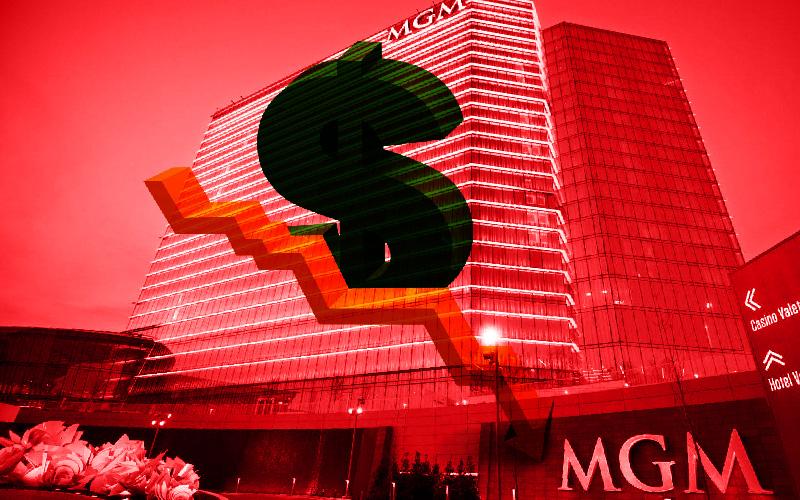 Gaming revenue falls again at MGM National Harbor Casino